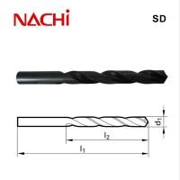 NACHI Mata Bor Hss Straight Shank Drill 10.6