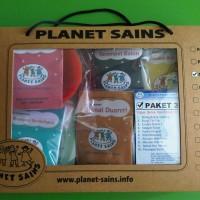 Paket 3 kit eksperimen: GAYA, GERAK, DAN ENERGI (II)