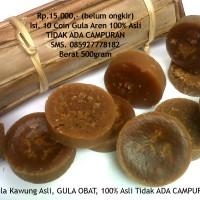 GULA AREN (KAWUNG) 100% ASLI TIDAK ADA CAMPURAN/BAHAN PENGAWET