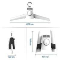 Jual Gantungan Baju Elektrik Portable - Pengering Baju & Sepatu Murah