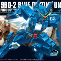 HGUC 1/144 RX-79BD-2 Blue Destiny Unit 2
