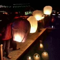 Jual Lampion Terbang Sky Lantern Fire Ballon Parafin China Murah