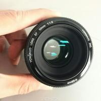 Lensa YONGNUO EF YN 50mm 1.8 For CANON
