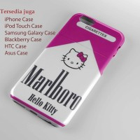 Marlboro hello kitty,hard case,Iphone case,smua hp