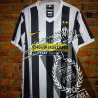 harga Jersey Retro Classic Juventus Home 2009/2010 UCl Version Tokopedia.com