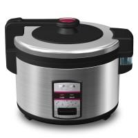 Magic Com Rice Cooker Jumbo YONG MA MC25000W -Black Tinum-Kap 5.4 L