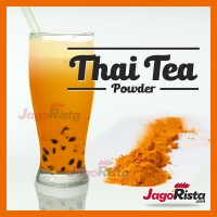 Jual 1 Kg Jagorista - Thai Tea - Premium Bubble Drink Powder Murah