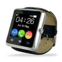 Smartwatch Onix U Watch BT306 Black Jam Pintar Canggih