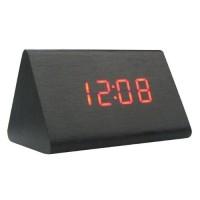 harga JAM MEJA DIGITAL / JAM KAYU /WEKER LED WOOD CLOCK- JK828 Tokopedia.com