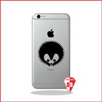 Jual Super Sticker Decal Iphone Landak Murah