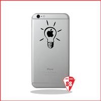 Jual Super Sticker Decal Iphone Lampu Murah