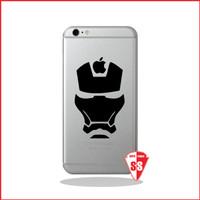 Jual Super Sticker Decal Iphone Ironman 2 Murah