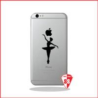 Jual Super Sticker Decal Iphone Ballet Girl Murah