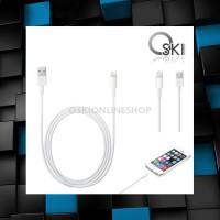 APPLE LIGHTNING TO USB CABLE (1M) ORIGINAL 100%