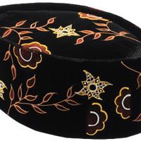 Amanah Batik Awing Peci Kopiah Songkok tanpa Kertas