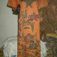 harga daster kaos batik tulis Tokopedia.com