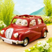 SYLVANIAN FAMILIES ORIGINAL 2002 - FAMILY SALOON CAR