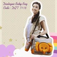 Dialogue Medium Baby Bag DGT 7118 - Tas Bayi Sedang