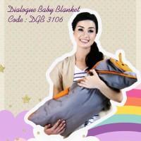 Dialogue Baby Blanket DGB 3106 - Selimut Bayi