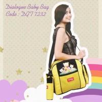 Dialogue Medium Baby Bag DGT 7232 - Tas Bayi Sedang