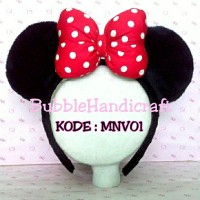 Bando Minnie Mouse MNV01