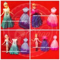 MAGIC CLIP FROZEN / ELSA / ANNA / FROZEN DOLLS