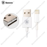 Baseus Fast Charging Lightning Cable 2m For IPhone 6/6 + / 6s / 6s + - White