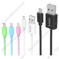 Orico Micro USB To USB 2.0 USB Cable 80cm - BDC-08 - White