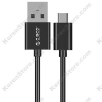 Orico Micro USB To USB 2.0 USB Cable 1m - ADC-10 - Black