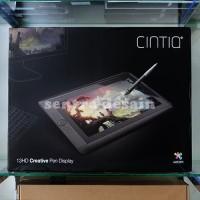 Jual Wacom Cintiq 13HD Interaktif Pen Tablet Desain Grafis Murah