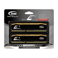 RAM TEAM ELITE PLUS DDR3 PC12800 1600MHZ DUAL CHANNEL 4GB 2X2GB