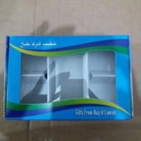kotak / box paket oleh oleh haji dan umroh