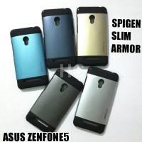 Casing HP Asus Zenfone 5 SGP Spigen Slim Armor Hard Case Aksesoris
