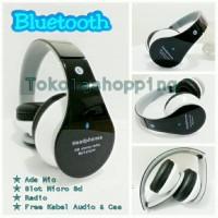 Headset Bluetooth Wireless ada Mic