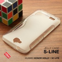 Huawei Honor Holly 3C Lite Soft Jelly Silicon Silikon Case Softcase