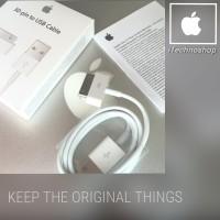 Original 100% Kabel Data iPhone 2,3/3Gs,4/4, iPad 1/2/3, iPod
