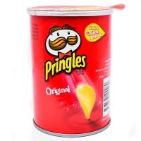 PRINGLES 47g SOUR CREAM & ONION / ORIGINAL murah grosir potato chip