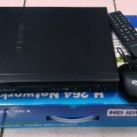 Jual DVR 4 CH Mini Resolusi D1 Bisa Online HP HDMI VGA (PC)
