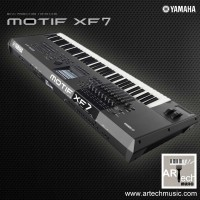 Motif XF7 / Motif XF 7 Keyboard Synthesizer Yamaha