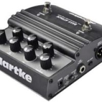 Hartke VXL Bass Attack Preamp / Di Box