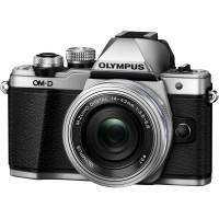 Kamera Olympus OM-D E-M10 Mark 2 + Lensa 14-42mm, Mirrorless 16MP OMD