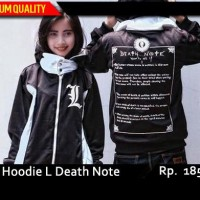 Hoodie L Death Note