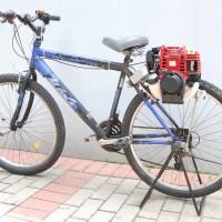 Mesin sepeda 4 Tak 38 cc bensin