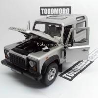 miniatur mobil land rover defender (Ukuran besar) mobilan tokomoro