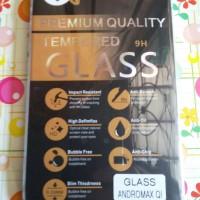 Tempered Glass Smile For Smartfren Andromax Qi (4G LTE)
