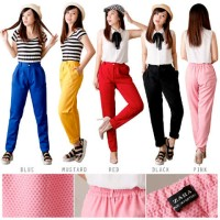 harga Celana ZARA basic PANTS (cantumkan pilihan warna pada saat order) Tokopedia.com