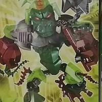 lego kw bootleg hero factory robot orgum ogrum