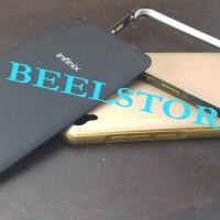 Casing Bumper Iphone Style Infinix Hot Note X551 Hard Metal Case Cover