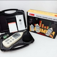 Sound Level Meter DSM-1357 - Ukur kebisingan suara