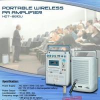 harga Portable Meeting Wireless Krezt Hdt-8810u Tokopedia.com